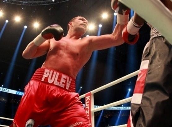 Кубрат Пулев получи 555 евро на секунда в мача срещу Питър