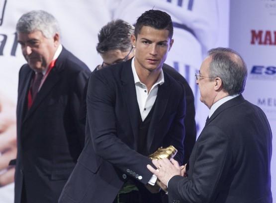 В Испания: Перес подготвя трансфера на 2018-а с Роналдо