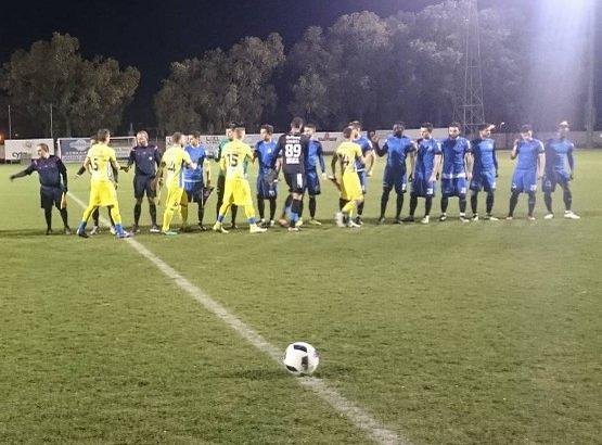 Левски загуби първата си контрола в Кипър (видео)