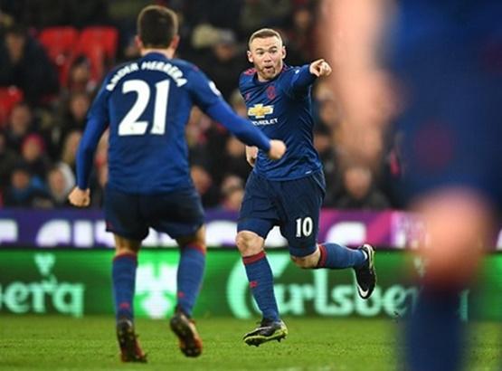 Стоук Сити - Манчестър Юнайтед 0:0