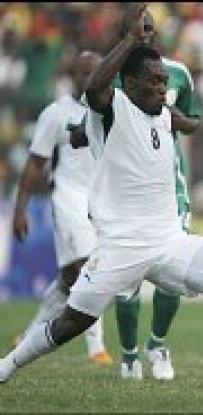 Гана - Нигерия - черните звезди се превърнаха в черно злато