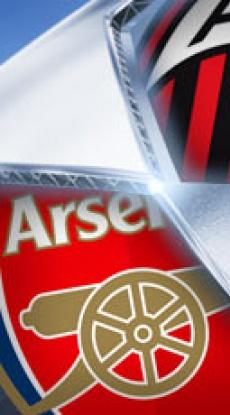 Арсенал - Милан - младостта срещу опита