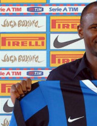 Виера: Искам да завърша кариерата си в Интер