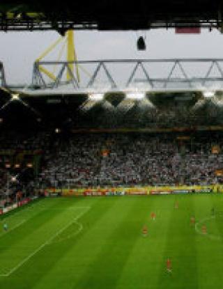 Борусия препъна Щутгарт по пътя към Шампионската Лига