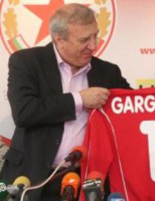 Гъргоров бойкотира тренировката на ЦСКА?