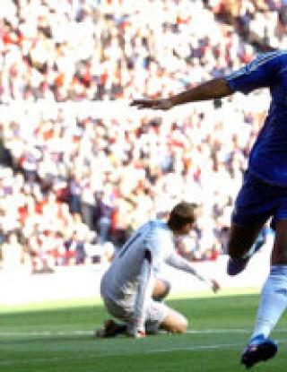 Дрогба не иска да остане в Челси