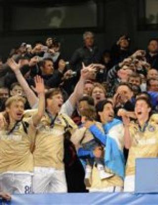 Зенит триумфира с Купата на УЕФА