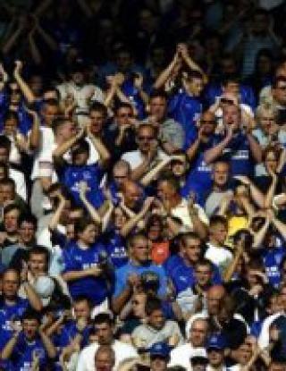 УЕФА наказа Евъртън