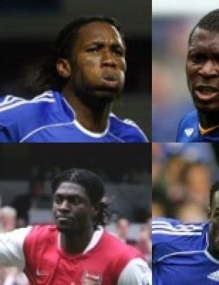 10-те най-забележителни африканци в Англия