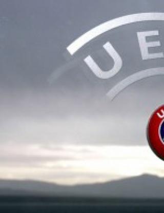 УЕФА погна футболните ни тимове