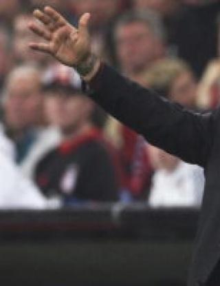 Милан тесен за Анчелоти