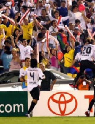 Драма във финала на Копа Либертадорес