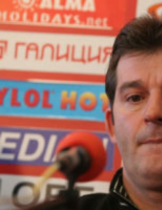 Емо Костадинов може да напусне ЦСКА