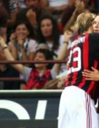 Милан спечели купата на Берлускони