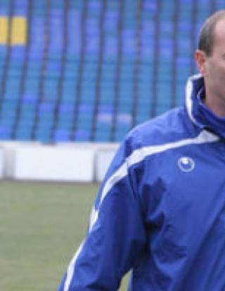 Емил Велев ще води Левски