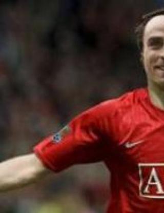 Бербатов тръгна с Данчев, подписва с Юнайтед