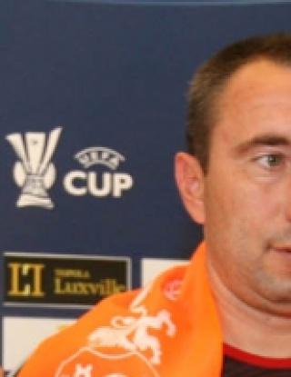 Станимир Стоилов: Няма да играем опълченски футбол