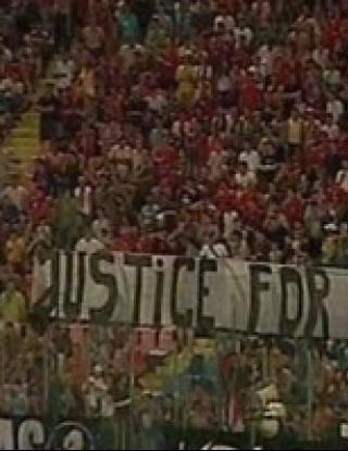 Justice for CSKA SOFIA!