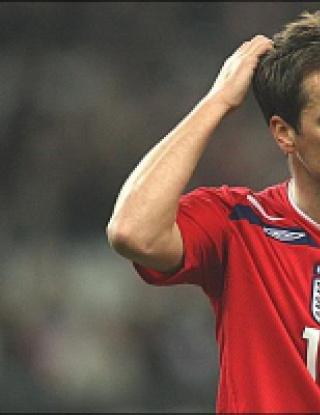 Оуен не попадна в състава на Англия