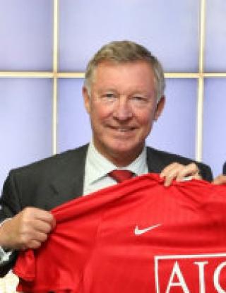 СВЪРШИ СЕ! Бербатов официално в Манчестър Юнайтед