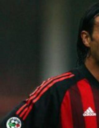 В Милан пенсионират Неста