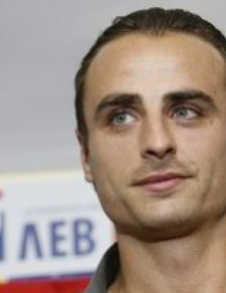 Бербатов се разплака благодарейки на Данчев