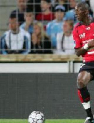Арсенал изтърва камерунски национал