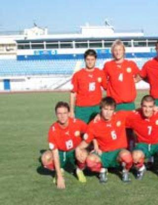 Правим равен с Черна гора, оставаме 4-ти в групата
