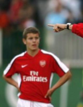 Арсен Венгер излиза с най-младия състав в историята на Арсенал