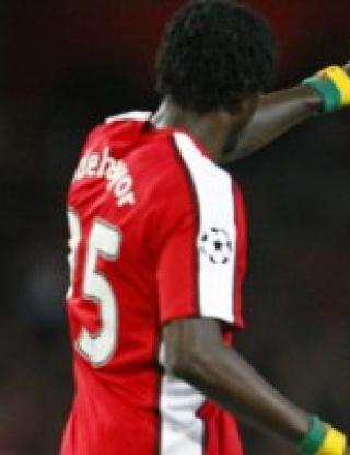 Супер Арсенал, Ван Перси убиец