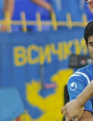 Гонзо: Няма да играя, за да стряскам ЦСКА