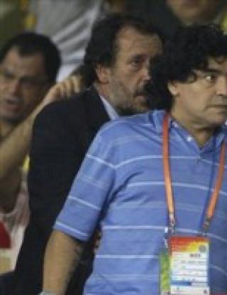 Назначиха Марадона за селекционер на Аржентина