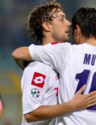 Фиорентина остана без своя лидер срещу Интер