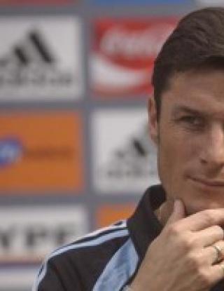 Марадона извади Санети от отбора на Аржентина