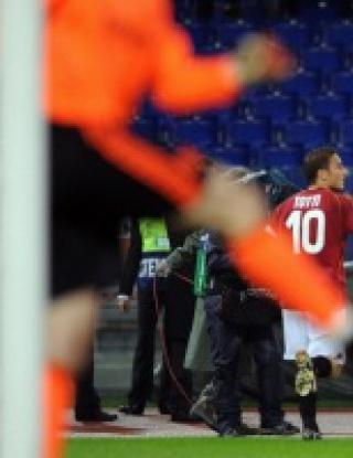 Рома удари Челси, Анортозис продължи своята приказка