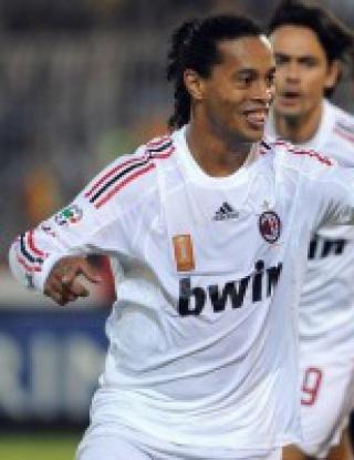 Милан отстъпи лидерството на Интер след 1:1 с Лече