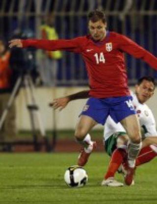 Кошмар в Сърбия, получаваме шест гола