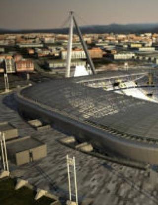 Ювентус представи новия си стадион (видео)