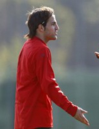 Фабрегас е новият капитан на Арсенал