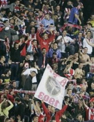 Атлетико Мадрид към феновете: Не ходете в Марсилия