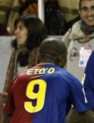 Севиля - Барселона - 0:3 (видео)