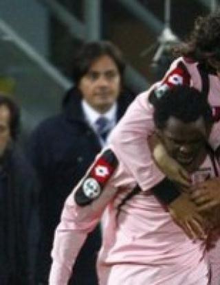 Палермо - Милан - 3:1 (видео)