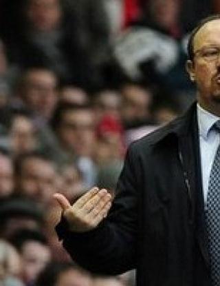 Бенитес съветва Челси и Юнайтед да си мълчат