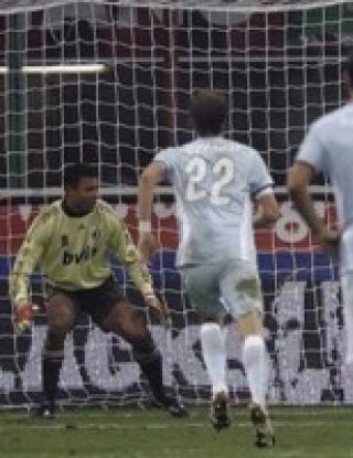 Милан - Лацио - 1:2 (видео)