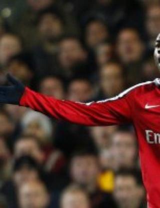 Уилян Галас мисли за раздяла с Арсенал