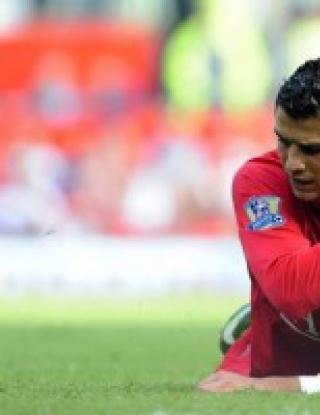 """Роналдо бил \""""на косъм\"""" от Арсенал"""