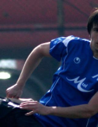 Дарко Тасевски остава в Левски до 2011-а