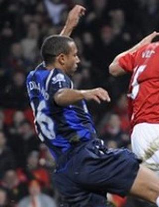 Манчестър Юнайтед биха Съндърланд в последната минута