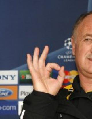 Сколари: В Бразилия имаме 180 млн треньори