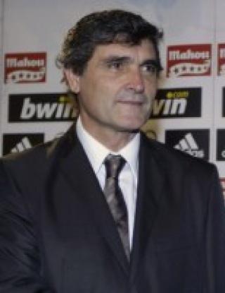 Хуанде Рамос в Реал Мадрид за шест месеца
